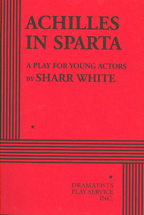 Achilles In Sparta By White, Sharr
